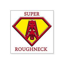 """superRig Square Sticker 3"""" x 3"""""""