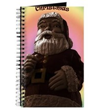6438-giant-pastel-light-Santa-Creamy-Mag-A Journal