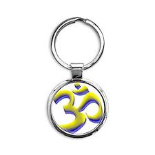 56 Round Keychain