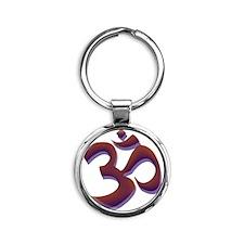 2-5 Round Keychain