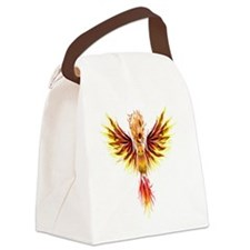 phoenixtransparent Canvas Lunch Bag