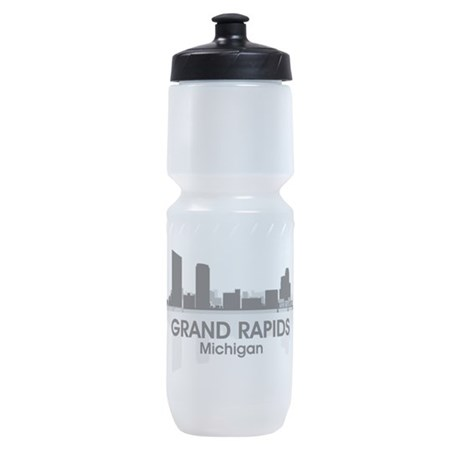 Grand Rapids Skyline Sports Bottle