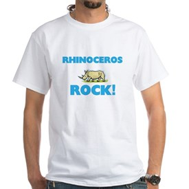 Rhinoceros rock! T-Shirt