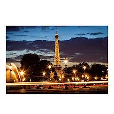 Love in Paris Postcards (Package of 8)