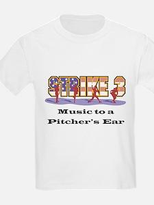 Strike 3 Kids T-Shirt