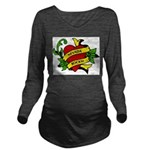 Nevada Rocks! Long Sleeve Maternity T-Shirt