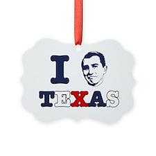 I Micah Texas.gif Ornament