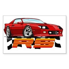Red_RS_3G Decal