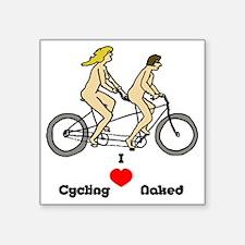 "D009A_t-shirt Square Sticker 3"" x 3"""