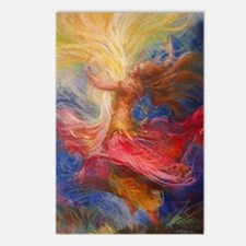 dance of light Postcards (Package of 8)