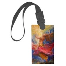 dance of light Luggage Tag