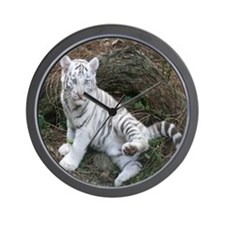 tiger2 Wall Clock