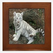 tiger2 Framed Tile