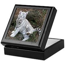 tiger2 Keepsake Box