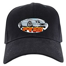 WHITE_RS_3G Baseball Hat