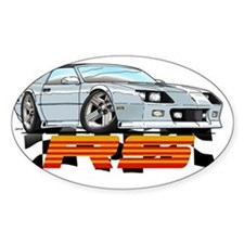 WHITE_RS_3G Decal