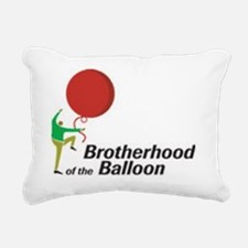 logo_main[lg] Rectangular Canvas Pillow
