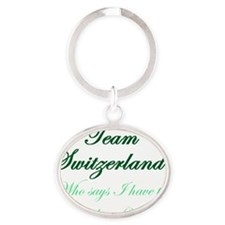 2.25x2 - large button - Team Switz C Oval Keychain