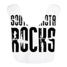 South Dakota Rocks Bib