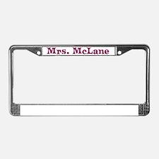 1282872477 License Plate Frame