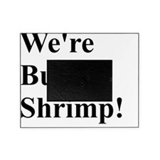 buying shrimp pic Picture Frame