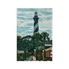 St. Augustine Lighthouse Rectangle Magnet