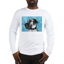 New Design! - Fawn dane in Bl Long Sleeve T-Shirt