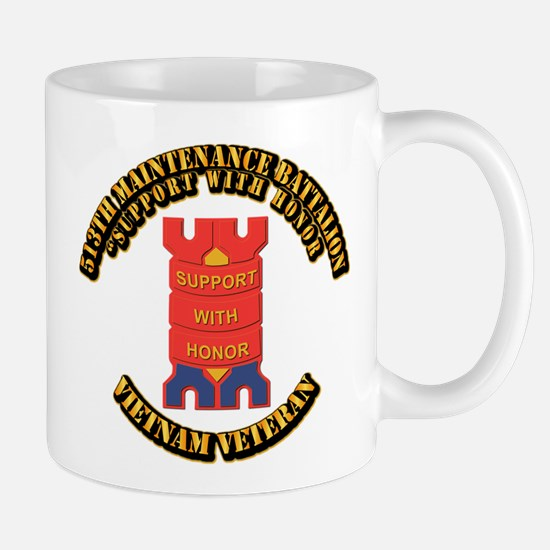 Army - 513th Maintenance Battalion Mug