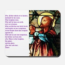 The 23rd Psalm Mousepad