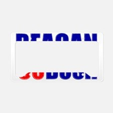 reaganblue3 License Plate Holder