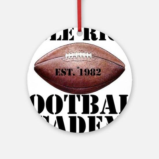 Uncle Rico Ornament (Round)