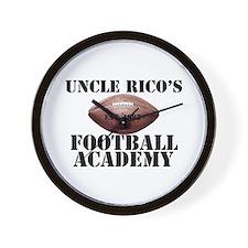 Uncle Rico Wall Clock