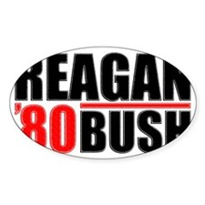 reaganblackfinal Decal