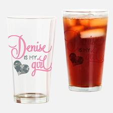 RoxyisMyGirl_Denise Drinking Glass