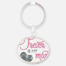 RoxyisMyGirl_Trevor Oval Keychain