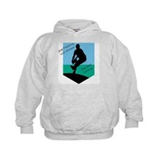 Good Pitching Stops Good Hitting Hoodie