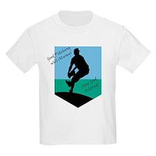 Good Pitching Stops Good Hitting T-Shirt