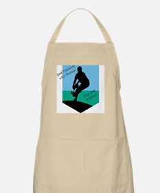 Good Pitching Stops Good Hitting BBQ Apron