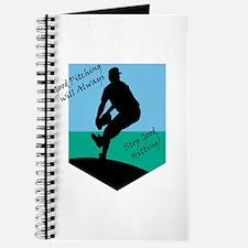 Good Pitching Stops Good Hitting Journal