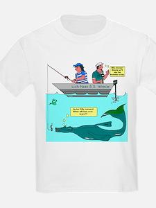 Winter Steel 'Nessie' Kids T-Shirt