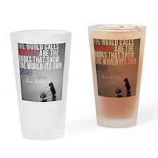 wildePAbannedbooks Drinking Glass
