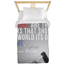 wildePAbannedbooks Twin Duvet
