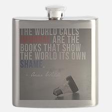 wildePAbannedbooks Flask
