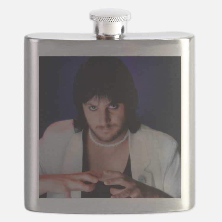 NineLivesCover Flask