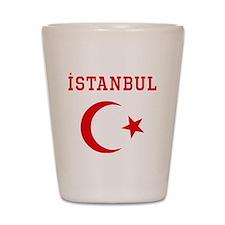 istanbul1 Shot Glass
