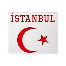 istanbul1 Throw Blanket