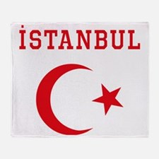 istanbul1 Throw Blanket