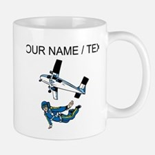 Custom Skydiver Mugs