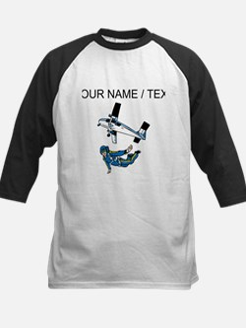 Custom Skydiver Baseball Jersey