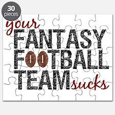fantasy team sucks Puzzle